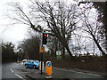 TQ2293 : Highwood Hill at the junction of Hendon Wood Lane by David Howard
