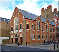 TQ2478 : St Mary's Protestant Mission, North End Road by Julian Osley