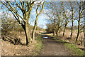 NZ3346 : W2W Cycle route near to East Rainton by Trevor Littlewood