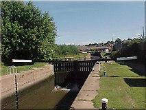 SO8453 : Worcester & Birmingham Canal by Tim Glover