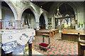 SO7337 : Interior, St John the Baptist church, Eastnor by J.Hannan-Briggs
