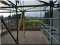 ST2885 : Temporary viewing platform, Tredegar House by Robin Drayton