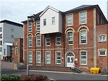 TG2407 : Former warehouse, King Street, Norwich by Stephen Richards