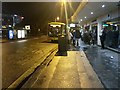 SZ0891 : Bournemouth: waiting for the V2 bus by Chris Downer