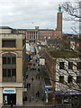 TG2308 : Norwich from the Castle by Stephen McKay