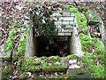 TG2004 : Tiled manhole by Evelyn Simak