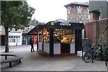 TQ2575 : CWTCH, Wandsworth Station by Derek Harper