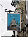 TM5076 : Hanging sign for the 'Sole Bay Inn', Southwold by Adrian S Pye