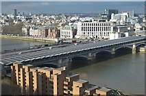 TQ3180 : Blackfriars Bridge by Anthony O'Neil