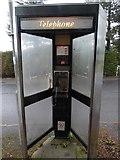 SU8992 : KX300 Telephone Kiosk in Cock Lane, Micklefield by David Hillas
