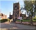 SJ7798 : Eccles Parish Church by Gerald England