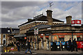 TQ3276 : Denmark Hill Railway Station by Peter Trimming