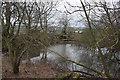 SE3201 : Pond at Stoney Royd Farm by Ian S