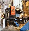 SJ7798 : Inside St Mary's by Gerald England