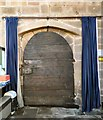 SJ7798 : Medieval Door (inside) by Gerald England