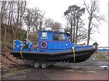 NT1278 : 'Iona' at Port Edgar by M J Richardson