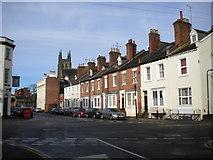 SP3265 : Church Terrace, Leamington Spa by Richard Vince