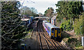 NY3650 : Trains at Dalston - March 2017 (2) by The Carlisle Kid