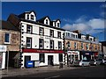 NS2982 : Imperial Hotel Helensburgh by Steve Houldsworth