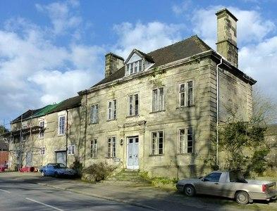 SK1143 : Ellastone Old House by Alan Murray-Rust