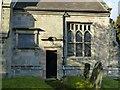 SK1143 : Church of St Peter, Ellastone by Alan Murray-Rust
