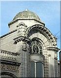 SE0925 : Arcade Royale, King Edward Street, Halifax by Alan Murray-Rust