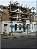 TR3752 : Renovation of Kent House, 12, Gilford Road by John Baker