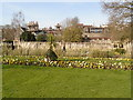 TQ4109 : Flowerbeds in Southover Grange by Paul Gillett