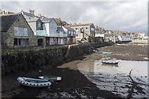 SW8032 : Falmouth Harbour, Cornwall by Christine Matthews