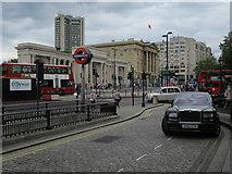 TQ2879 : Rolls Royce Phantom, Hyde Park Corner by Hugh Venables