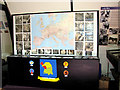TM0288 : The 96th Bombardment Group Memorial Museum (displays) by Evelyn Simak