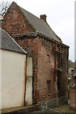 NS4927 : Mauchline Castle / Abbot Hunter's Tower by Billy McCrorie