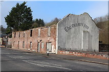NS5225 : The Old Mill Inn, Catrine by Billy McCrorie