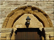 SP2545 : Norman arch by Philip Halling