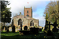SE4965 : St. Mary's Church, Alne by Chris Heaton
