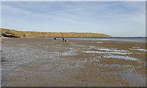 TA1280 : Beach at Filey by Julian P Guffogg