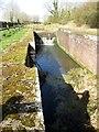 SE7946 : Silburn  Lock  Pocklington  Canal by Martin Dawes