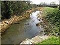 SE7946 : Pocklington  Canal  below  Silburn  Lock by Martin Dawes