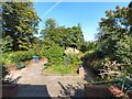 SJ8094 : The Larry Sullivan Gardens by Gerald England