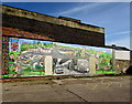 SY2998 : Axminster mural by Jaggery