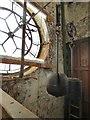 SJ9494 : Clock mechanism detail by Gerald England
