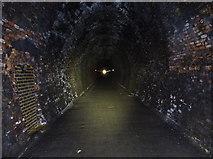 SP7579 : Inside Kelmarsh Tunnel by Mat Fascione