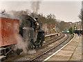 SD7916 : 2.15 Departure for Bury by David Dixon