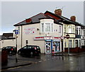 ST3188 : Zam Zam Stores on a  Newport corner by Jaggery