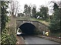 SJ6965 : Aqueduct over Nantwich Road, Middlewich by Jonathan Hutchins