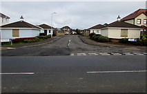 SS8178 : Cae Canol, Nottage, Porthcawl by Jaggery