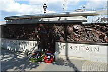 TQ3079 : Battle of Britain Memorial by N Chadwick