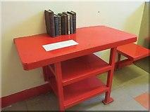 SU7273 : Books on the Table by Bill Nicholls