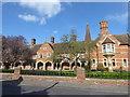 TR0161 : Faversham Almshouses by Marathon