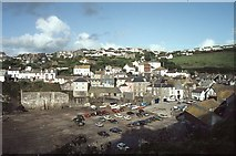 SW9980 : Don't park for too long at Port Isaac by David Smith